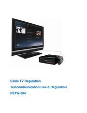 Cable TV REgulation