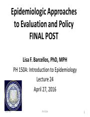 PH150A_2016_Lect 24_EpiApproaches FINAL POST