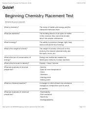 Beginning Chemistry Placement Test Flashcards | Quizlet.pdf