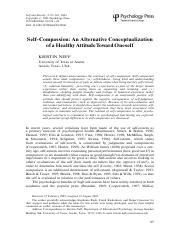 Self-compassion an alternative conceptualization fo a healthy attitude.pdf