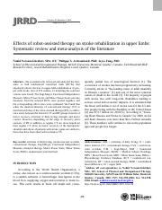 Effects of robot-assisted therapy on stroke rehabilitation in upper limbs.pdf