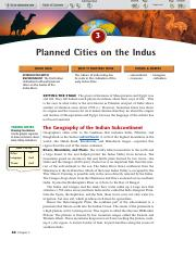 2.3-Planned Cities on the Indus