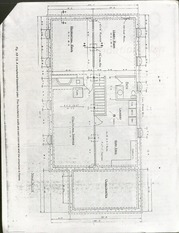 11th grade ACAD Foundation of Floor plan 2