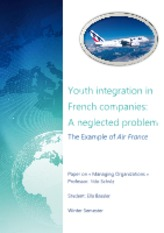Youth integration in French companies - Air France.pdf