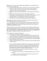 Study Guide Globalicazion