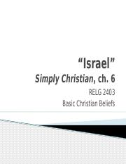 Simply Christian 06.ppt