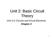 EE 302 - Lecture Slides - Unit_2[1].3___Circuits_and_Circuit_Elements
