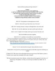 Doctrinal Dilemma Research Paper Outline.docx