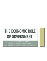 The Economic Role of Government.Fin.4.pptx