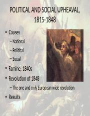 3_Political_and_Social_Upheaval_1815-1848