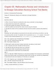Chapter 05_ Mathematics Review and Introduction to Dosage Calculation Nursing Sc.pdf