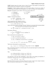 Thermodynamics HW Solutions 985