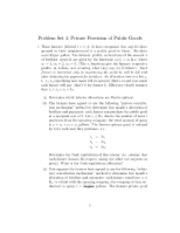 Econ_623_ProblemSet4_Private Provision of PG