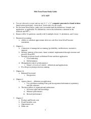 PMBA Mid-term exam chapter Study Guide.pdf