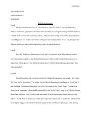 Renaissance Research Paper