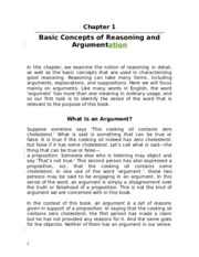 Chapter 1 - Basic Concepts