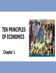 Microeconomics Chapter One.pptx