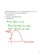 Lesson3-Solutions Quadratic Word Problems
