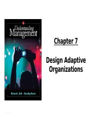 Chapter 7 - Organization structure - Completed (1).pptx