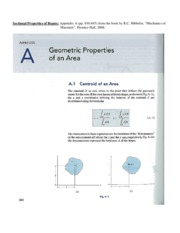 Sectional Properties of Beams_Bb