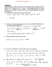 TTE4804 Quiz _2 Solutions