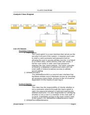 It 163 computer networks and security mindanao state 3 pages analysis class definition and class diagrampdf ccuart Gallery
