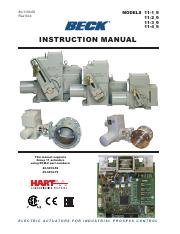 80-1103-00, Rev.04.4 INSTRUCTION MANUAL