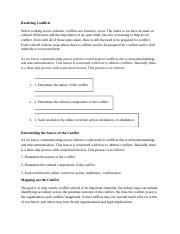 Unit 3 Intellipath - Resolving Conflicts.docx