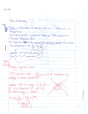 Chemistry Notes 7