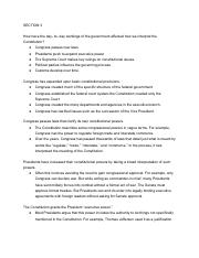 Chapter 3 Section 3 Notes Government