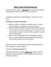 Weber Action and Its Consequences (1).docx