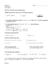 AlgebraIIUnit4 PolyReviewreview.doc