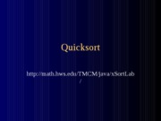 quicksort-102-sp10