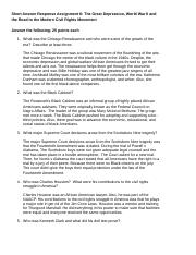 sar great depression world war II and the road to the modern civil rights movement (3).docx