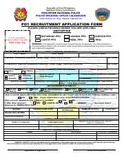 PO1 APPLICATION FORM new