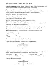 Managerial Accounting Ch. 5 Study Guide.doc