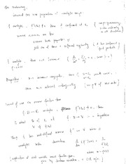 lecture 2 on Complex Analysis