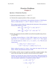 Practice Problems Ch03