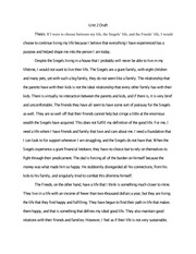 Unit Two Paper Draft Sample