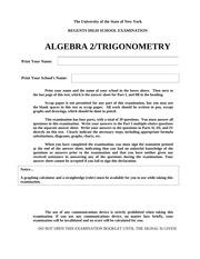 algebra 2 trigonometry formula sheet algebra 2 trigonometry reference sheet area of a triangle. Black Bedroom Furniture Sets. Home Design Ideas