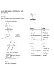 GEOM_CH_3_PARALLEL_&_PERPENDICULAR_LINES_TEST_PREVIEW.doc