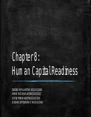 01. Chapter 8 - National City Corp - Human Capital Readiness