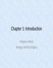 Wind Energy-Chapter 1(1).pptx