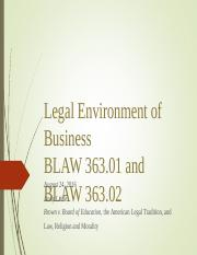 BLAW 363--pp3.ppt
