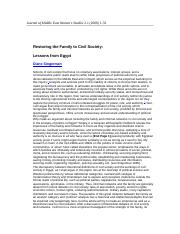 Restoring_the_Family_to_Civil_Society-Lessons_from_ Egypt.doc