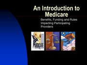 Medicare Powerpoints