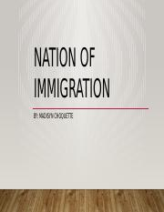Nation of Immigration.pptx