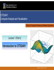 Lec 1 - Introduction-to-CAV-Matlab