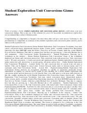 Gizmo Warm Up Answers Student Exploration.pdf - Gizmo Warm ...