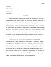 Deya Masri force of evil.docx